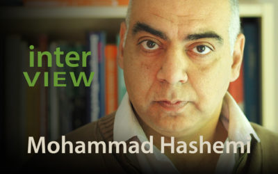 Interview with Mohammad Hashemi