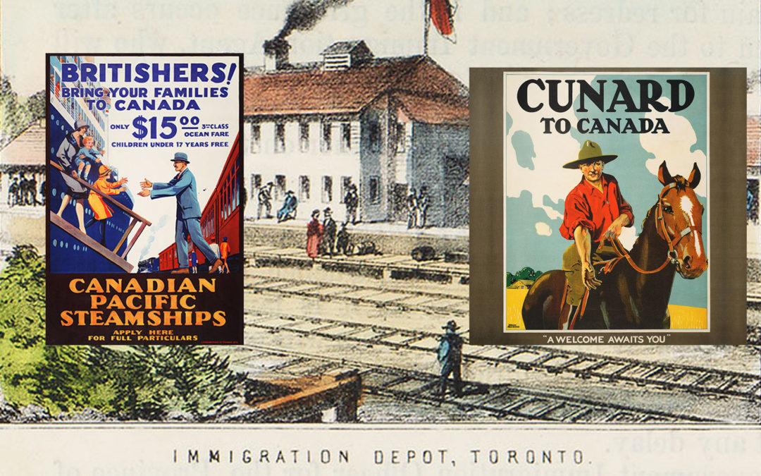 Destination Canada exhibit