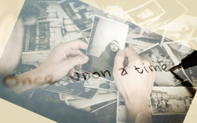 Blog post featured image - storytelling and memory